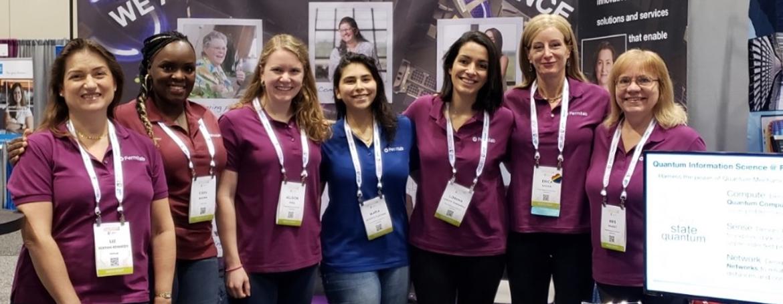 Fermilab GHC Crew in 2019